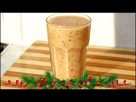Kiwi STrawberry &melon !!!Sunday Morning Breakfast Smoothie Mix Recipe Video