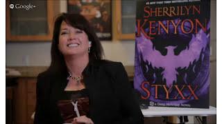 Sherrilyn Kenyon's STYXX Google+ Hangout on Air