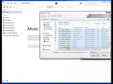 How to Make an mp3 CD