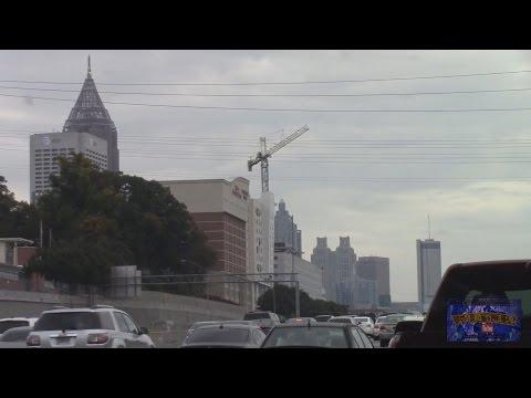 I-75/85 S Interchange to I-20 E (Downtown Atlanta)
