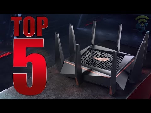 Top 5 Best Secure Routers to Buy in 2018