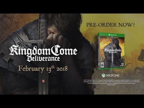 Kingdom Come Deliverance Gameplay Trailer