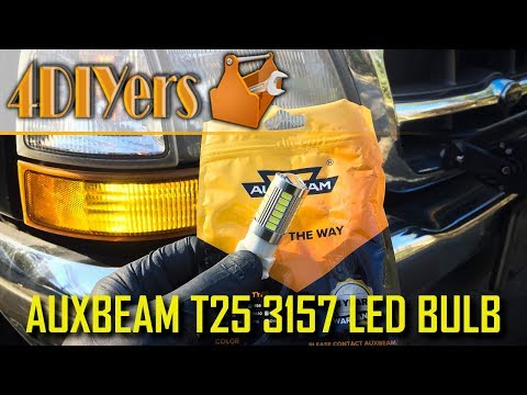 Review: Auxbeam T25 3157 LED Bulb