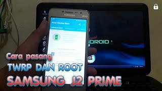 Tutorial Instal TWRP Recovery | On Samsung Galaxy J2 2015