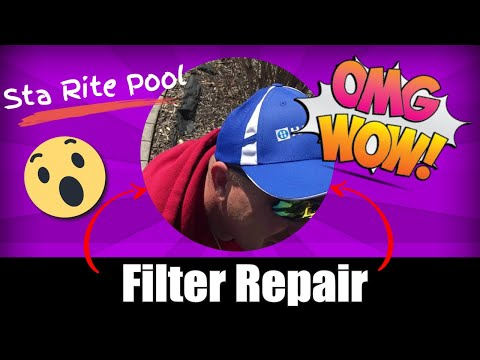 Sta Rite Pool Filter System Explained