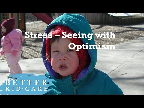 Stress -- Seeing with Optimism