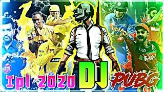 IPL 2020 DJ + PUBG DJ REMIX HARD BASS VIBRATION BOLLYWOOD PUNERI DHOL MIX 2020