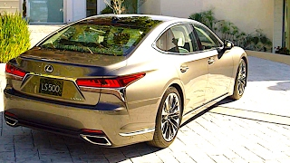 Lexus LS 2018 Review World Premiere New Lexus LS500 REVIEW 2018 CARJAM TV HD