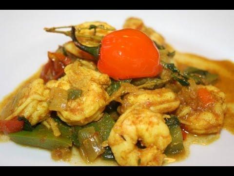 How To Make Curry Shrimp.