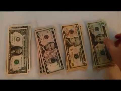 Counting money part 2