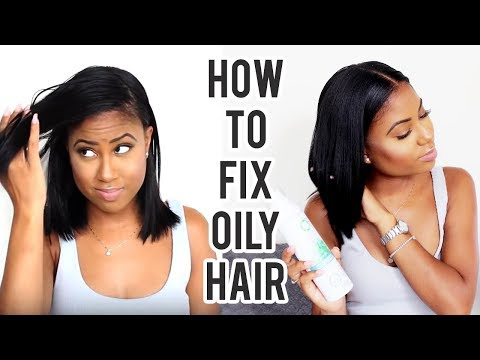 How To: Fix/Make Your Flat Ironed Hair Last Longer