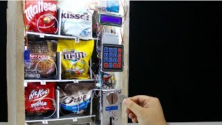 How to Make Candy Vending Machine at Home