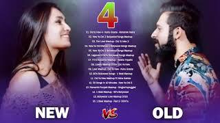 Old Vs New Bollywood Mashup Songs 2019 | 90's Bollywood songs Mashup old to new 4 HINDI Mashup Songs