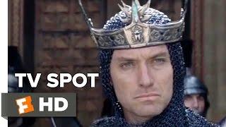 King Arthur: Legend of the Sword Extended TV Spot - Kingdom (2017) - Charlie Hunnam Movie
