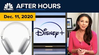 Disney Stock Hits An All-Time High As Disney+ Subscriptions Surge: CNBC After Hours