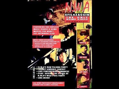 N.W.A. - EFIL4ZAGGIN: The Only Home Video