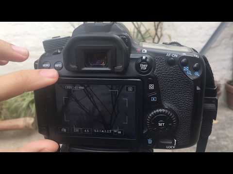 How to Use Drive Function/Mode On Canon DSLR 60D/70D/80D