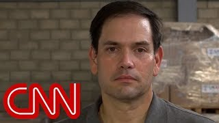 Rubio visits Venezuela-Colombia border, says aid will get through