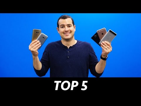 Top 5 Phones You Can Buy RIGHT NOW!