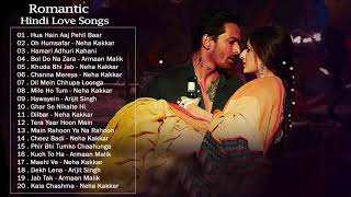 Best Songs Of  Armaan Malik  - Neha Kakkar - Arijit Singh Songs | Latest Bollywood Love Songs 2020