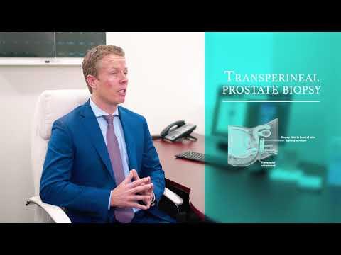 Transperineal Prostate Biopsy