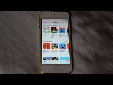 How To Force Refresh The iOS App Store (iPhone   iPod touch   iPad)