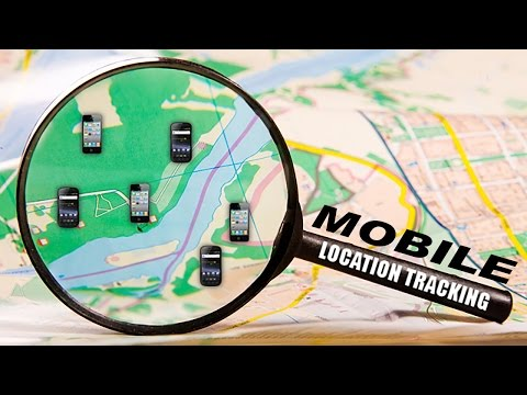 how to track a cell phone or mobile number location in Hindi