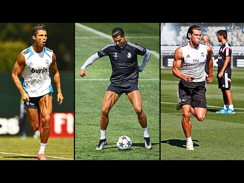 Top 5 - Best Leg Exercises for Footballers - How to get Faster & more Shooting Power