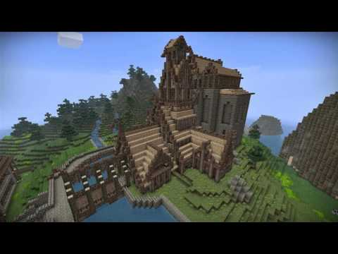 the minecraft project