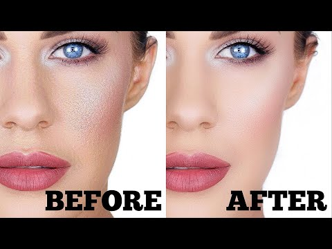 HOW TO PREP YOUR SKIN FOR PERFECT SMOOTH FOUNDATION!!