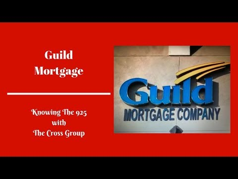 Knowing The 925 features Guild Mortgage