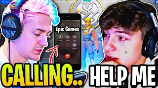 CLIX *BEGS* NINJA to Call Epic Games IMMEDIATELY after STREAM SNIPERS did THIS! (Fortnite)