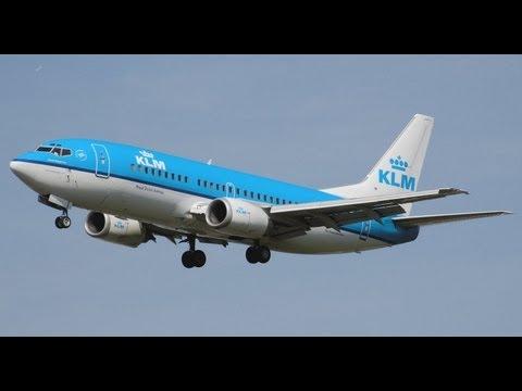 My Flight to Amsterdam