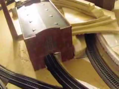 4x8 ho scale layout