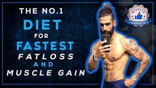 Download BEST DIET for Fastest FAT LOSS and MUSCLE GAIN (The Shocking Truth) Video