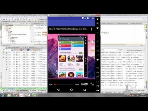 CREATING YOUTUBE ANDROID APP IMPLEMENTING GOOGLE API KEY URDU/HINDI TUTORIAL 64