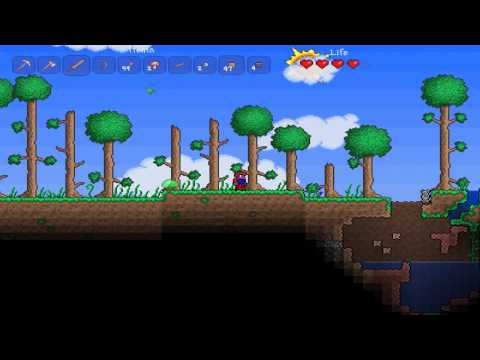 Time For Terraria! - Part 3 - Cobweb Beds