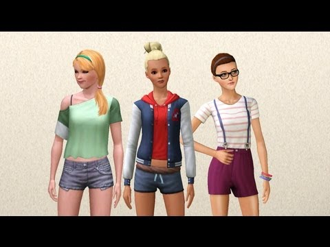 The Power Of A Seed: Sims 3 Plant Sim Life