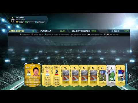 FIFA14 | Messi in a 5k/free pack