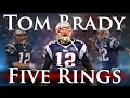 Tom Brady Five Rings