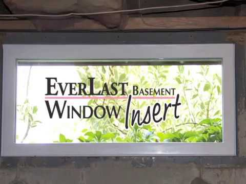 EverLast Window Insert