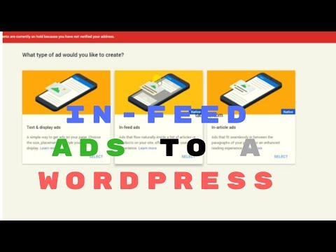 How to add Adsense In-feed Ads to a WordPress   My Best Methods   2017