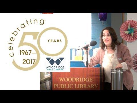 Woodridge Public Library 50th Birthday