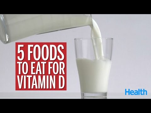 5 Foods to Eat for Vitamin D | Health