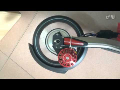 (L-faster) DIY electric scooter drive device for TOWN 9