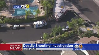 2 Dead, 2 Wounded In Aliso Viejo Shooting