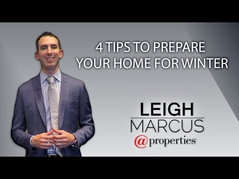 Chicago Real Estate Agent: 4 Tips to Prepare Your Home for Winter