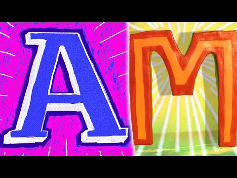 StoryBots | Learn the Alphabet A-M | Alphabet Song | Learning Letters with StoryBots