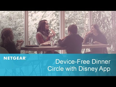 Device-Free Dinner | Circle with Disney