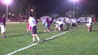 Tou Moua, Johnny Lor, And Ipa (hapa)  Flag Football